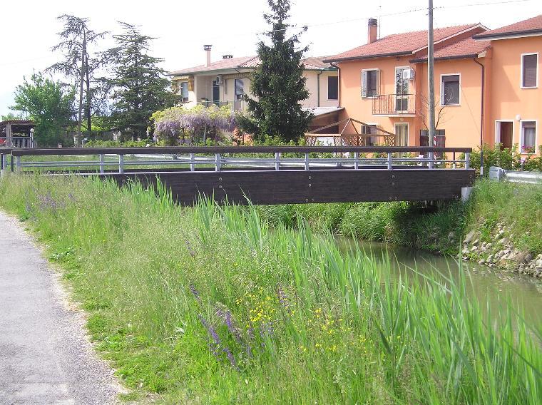 Ponte ciclabile del Piagno